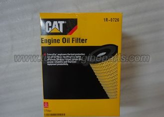 China 1R-0726 CAT Engine  Oil Filter / Neutral Packing Cartridge Filter Element supplier