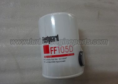 China FF105D Cummins 3315847 Fleetguard Fuel Filter High Performance supplier