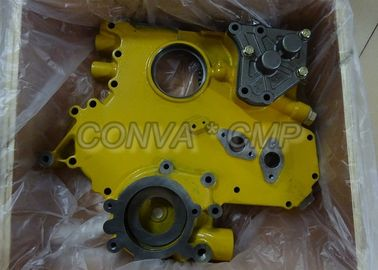 China CAT 3306 E320B Excavator Oil Pump For Engine Spare Parts Wooden Packing supplier