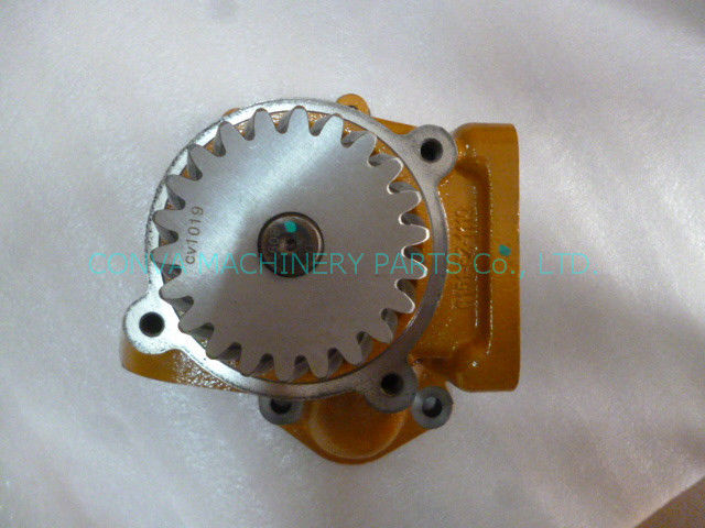 6d125 Engine Water Pump Komatsu Excavator Spare Parts Pc400