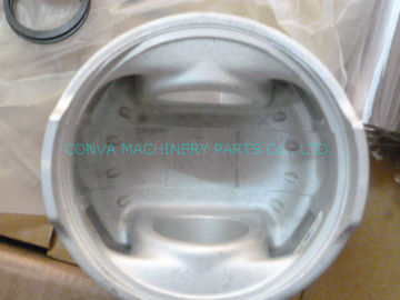 China Steel Cylinder Liners 4bd1 Engine Parts , Bore Piston And Sleeve 8-94452912-0 distributor