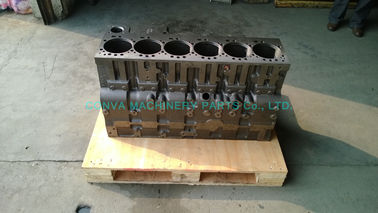 China Komatsu 6d114 Engine Cylinder Block And Head High Corrosion Resistance distributor
