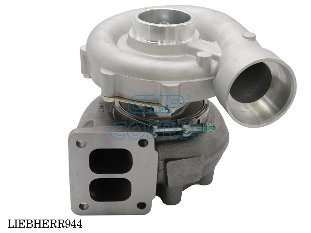 EC700 D12E HE551 2835376 Diesel Engine Turbocharger Alloy And Aluminium Body Material
