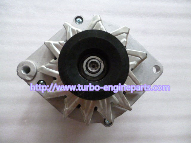 High Precision Excavator Diesel Engine Alternator Long Life Span 0120469643