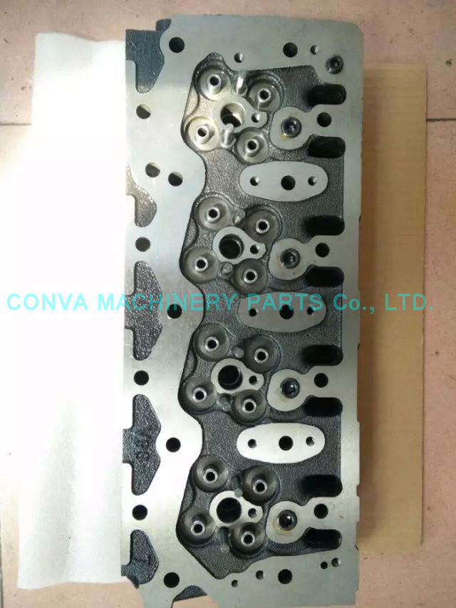 High Accuracy Yanmar 4tnv94 Engine Cylinder Head Ym729901-11700 6204-11-1501