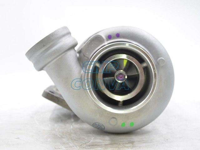 EC140B D4D S100 318281 04258199KZ Turbo Engine Parts / Diesel Generator Turbocharger